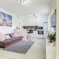 2 izbový byt, Bratislava-Petržalka, 42 m², Novostavba