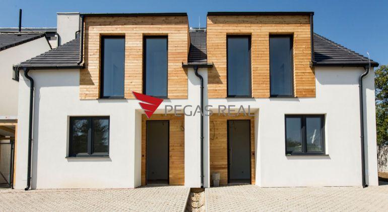 Na predaj 5 izbové byty v rodinných dvojdomoch v projetke IMPARI v Bernolákove