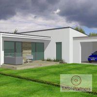 Rodinný dom, Veľké Kostoľany, 110 m², Novostavba