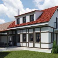 Rodinný dom, Studienka, 130 m², Novostavba