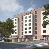 2 izbový byt, Galanta, 37.78 m², Novostavba