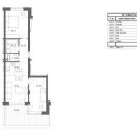 3 izbový byt, Galanta, 82.36 m², Novostavba