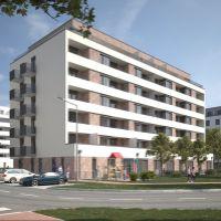 2 izbový byt, Galanta, 40.23 m², Novostavba
