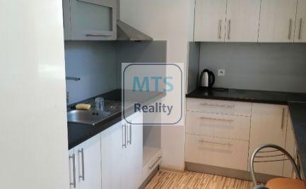 Ponúkame Vám na prenájom 1 - izbový byt s balkónom na Podháji