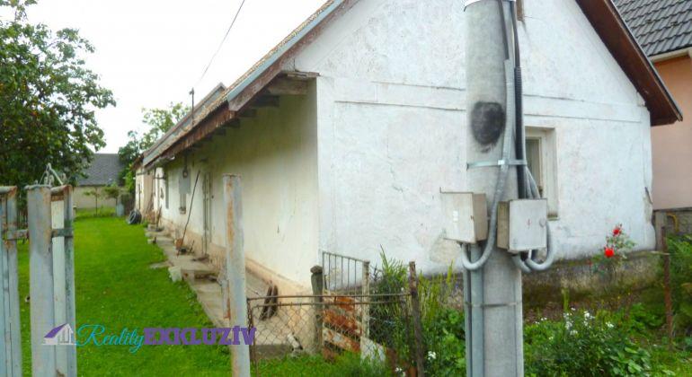 Rodinný dom na predaj v obci Málinec