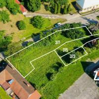 Pre rodinné domy, Skalka nad Váhom, 601 m²