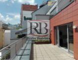 Pekné kancelárie a terasou na Dunajskej ulici, 139 m2