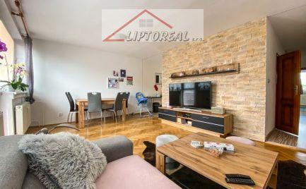 REZERVOVANÉ-3-izbový byt na predaj 87,50 m2, Liptovský Mikuláš - Demänová