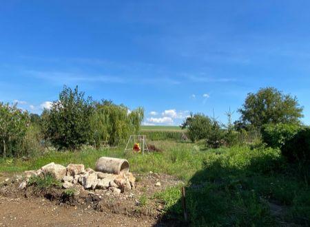 Stavebný pozemok Bošany
