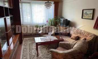 Na predaj veľký trojizbový byt v centre mesta Rimavskej Soboty - REZERVOVANÉ!