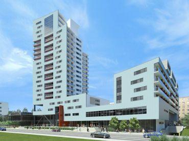 Predaj kancelárského priestoru v budove Europalace, 34 m², Cena: 47.260 Eur