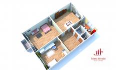 3 izbový byt, Košická, Komárno, predaj