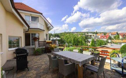 PRENÁJOM  8 izbový rodinný dom s výhľadom Koliba Hlavná Nové Mesto EXPIS REAL