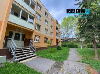 Exkluzívne slnečný dvojizbový byt v blízkosti historického centra mesta Levoča o celkovej rozlohe 50,4 m2.