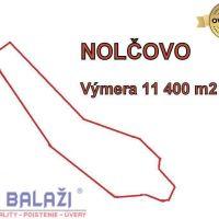 Poľnohospodárska pôda, Nolčovo, 11400 m², Pôvodný stav