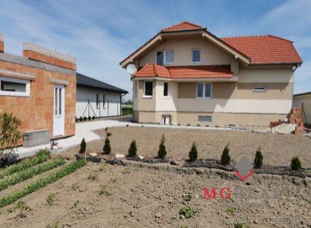 Novostavba RD v obci Ratkovce