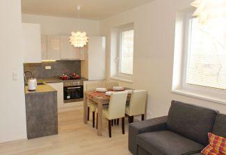 Plne vybavený luxusný 1,5i apartmán blízko centra, PROVÍZIU NEPLATÍTE!