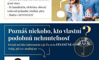 Hľadáme 4 resp. 5 - izbový rodinný dom v Košiciach
