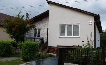 Rodinný dom na predaj v Gabčíkove
