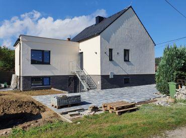 2-podlažný rodinný dom v okrajovej časti Žiliny, obytná plocha 160 m2