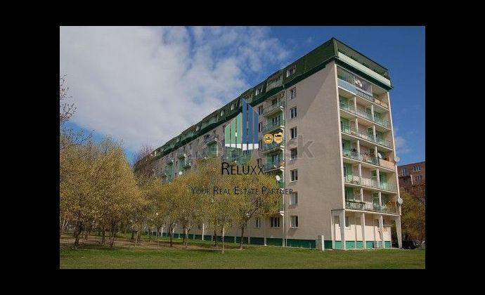 BA II Ružinov Zálužická 15 prenájom zariadeného 2,5 izbového 68 m2 bytu s balkónom