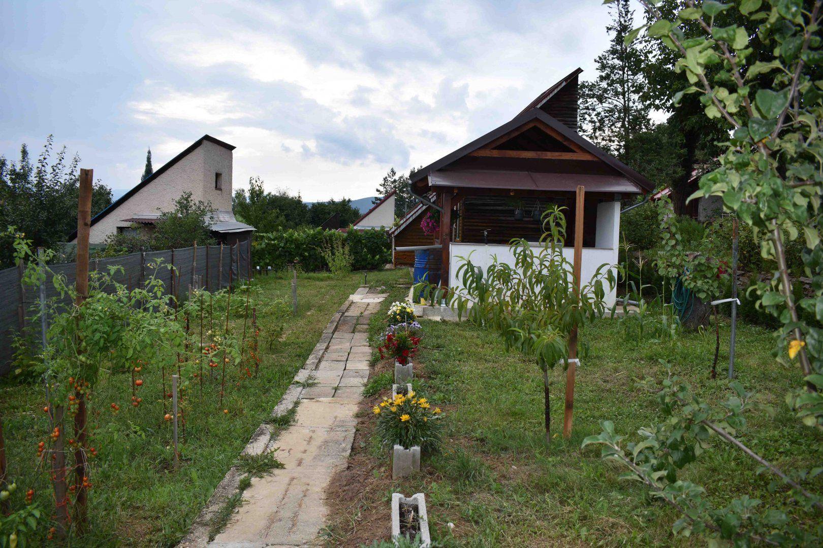 Rekreačná chata-Predaj-Prievidza-13000.00 €