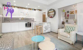Ponúkame Vám na predaj 2 izbový byt s balkónom Bratislava-Nové Mesto,  Riazanská.
