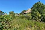 REZERVOVANÉ - pozemok 1180m2 na predaj so starým domom v obci Baka pri Gabčíkove