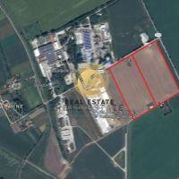 Priemyselný pozemok, Čab, 15000 m²