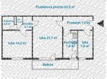 2,5 izb. byt, JADROVÁ ul., po komplet. rekonštrukcii podľa Vašich predstáv