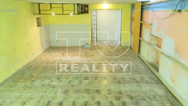 Obchodný objekt-Predaj-Žilina-80000.00 €