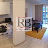 Na prenájom 1 izbový byt v novostavbe Slnečnice mesto na ulici Zuzany Chalupovej v Petržalke, BAV