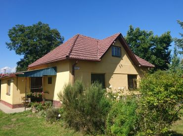 Rodinný dom v Lednických Rovniach, pozemok 1066 m2