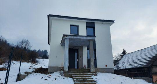 Novostavba rodinného domu Valaská Dubová