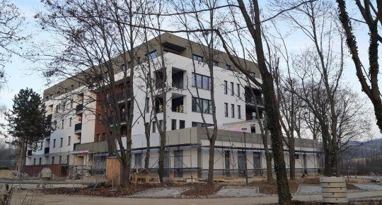 REZERVOVANÉ Novostavba - veľký slnečný 2-izbový byt 94 m2, Sĺňava-Piešťany