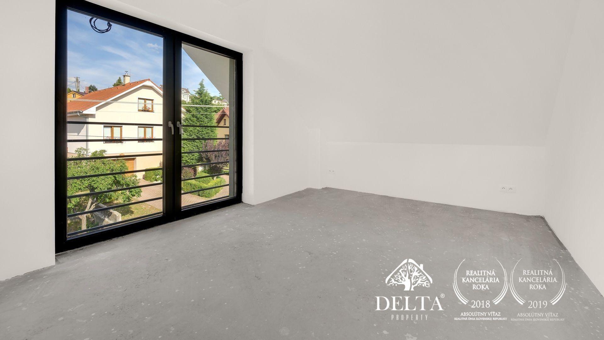 DELTA | Dizajnový 5 izb.RD s galériou, Šenkvice, 841m2