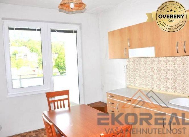4 izbový byt - Žiar nad Hronom - Fotografia 1