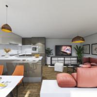 4 izbový byt, Bratislava-Petržalka, 137.98 m², Novostavba