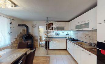 PREDANÉ Príjemný 3- izbový rodinný dom v obci Svinica