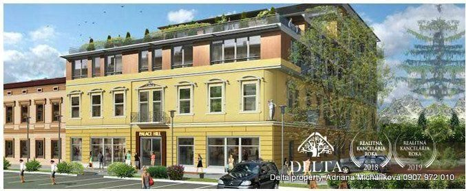 Obchodný objekt-Predaj-Poprad-339000.00 €