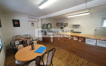 Ponúkame Vám na predaj kompletne zariadený bufet v meste Štúrovo