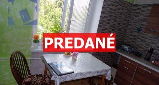 PREDANÉ Na predaj exkluzívne 1 izbový byt 29 m2 Handlová 70110