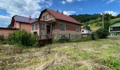 RD Lietava s pozemkom 1700 m2