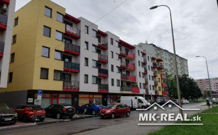 Rezervované - 2.izbový byt centrum Malacky - novostavba.