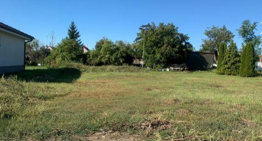 Predaj stavebného pozemku 525m2 v novovybudovanej lokalite Matúškova