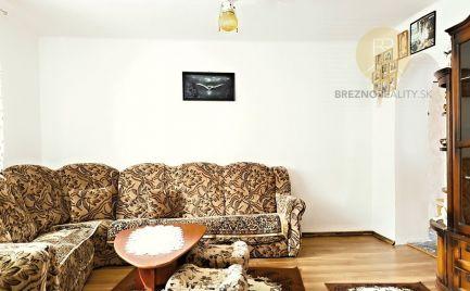 3i byt v Podbrezovej - Štiavnička