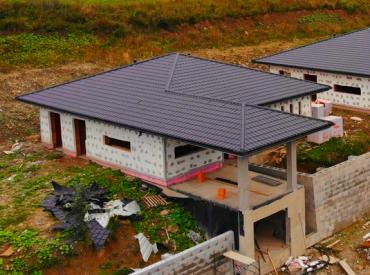 NOVINKA! Predaj 7 luxusných rodinných domov v rezidenčnom bývaní pri Žiline