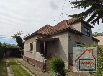 Rodinný dom Trnavská cesta Sereď
