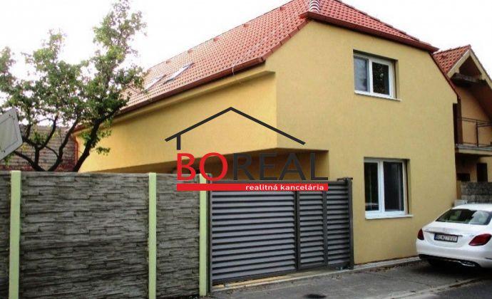 Prenájom novostavby 4izb. rodinného domu v Prievoze