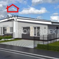 Rodinný dom, Malé Leváre, 89 m², Novostavba